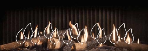 Kalfire 3D Burner